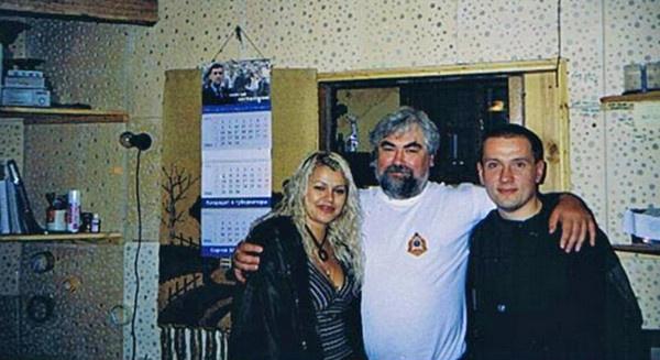 Ирина Круг, Вадим Цыганов и Антон Казимир