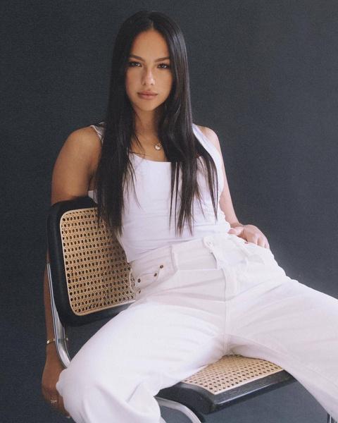 Екатерина работает моделью и издает онлайн-курс по питанию.