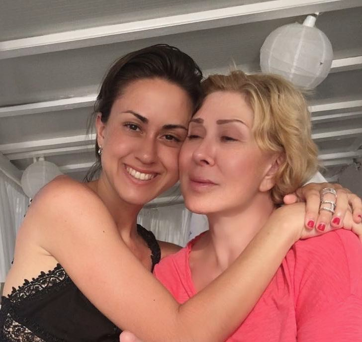 У Любови Залмановны единственная дочь от бизнесмена Александра Плаксина