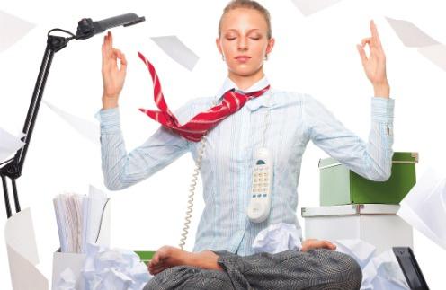 Стиль: Только спокойствие: 6 способов избавиться от стресса – фото №1
