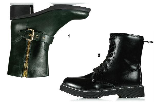 Ботинки Ralf Ringer и ботинки Motivi