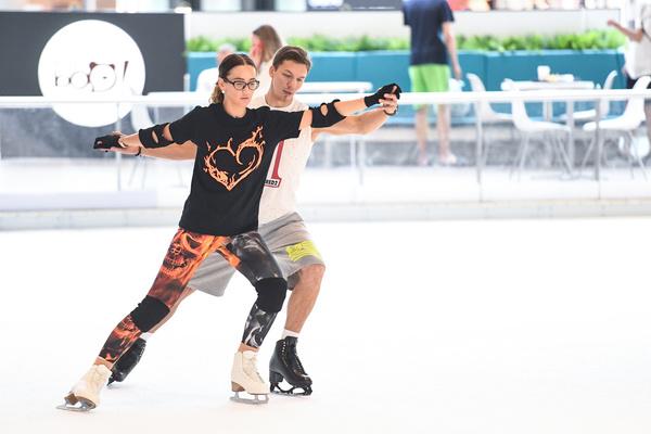 Парный танец: полный список участников нового «Ледникового периода»