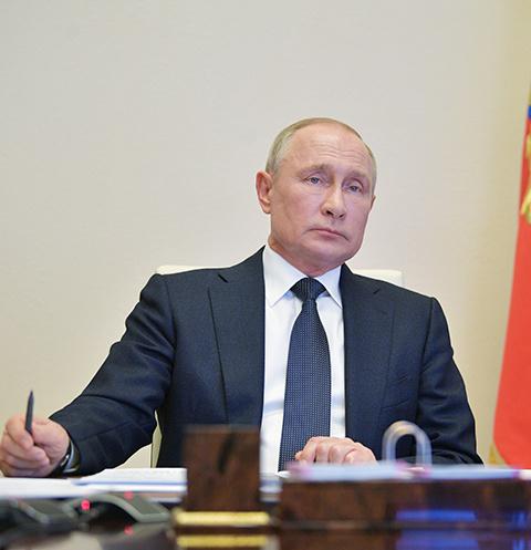 Дочери Владимира Путина сделали прививку от коронавируса