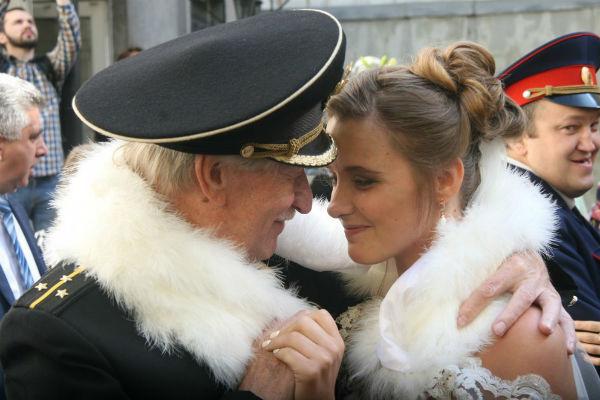 Наталья и Иван Иванович поженились три года назад
