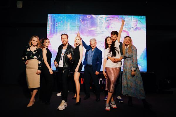 Команда проекта представила премьеру 23 апреля