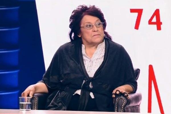 Мать Гогена Солнцева Людмила Кравцова