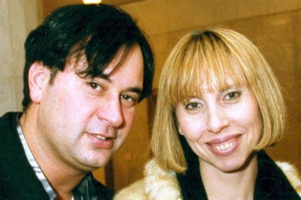 Валерий и Ирина Меладзе поженились в 1989 году