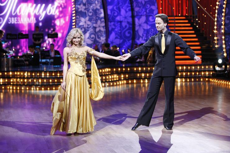 Дарья победила в «Танцах со звездами» в 2008-м