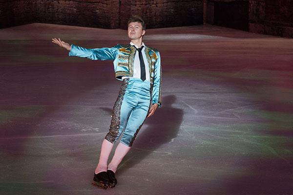 На льду Алексей Ягудин