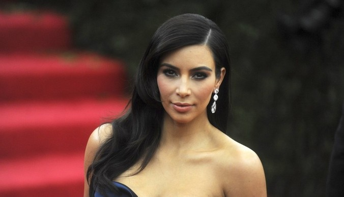 Стало известно, сколько стоит рекламный пост Ким Кардашьян