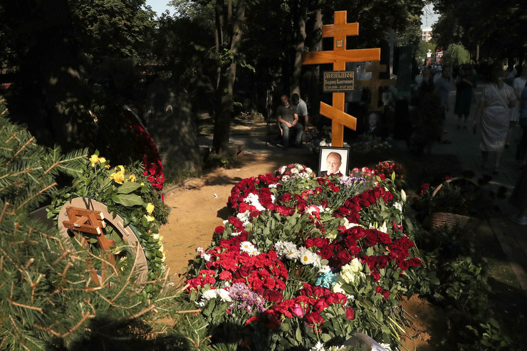 Режиссер ушел из жизни 5 июля после двухнедельной борьбы с ковидом