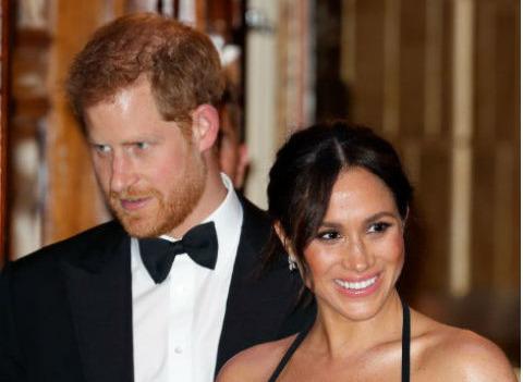 Принц Гарри и Меган Маркл пропустили день рождения Кейт Миддлтон