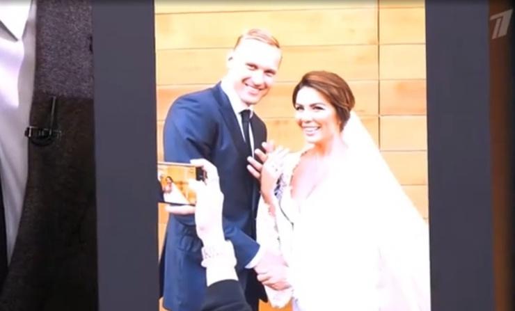 Парочка не хотела афишировать свадьбу