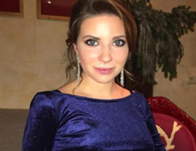 Галина Юдашкина готова к крестинам своего первенца
