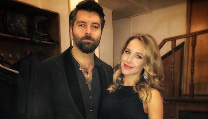 Юлия Ковальчук и Алексей Чумаков крестили дочь