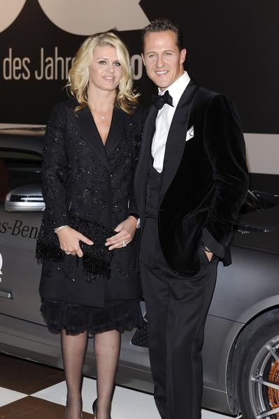 Супруга надеется, что Шумахер сможет побороть недуг
