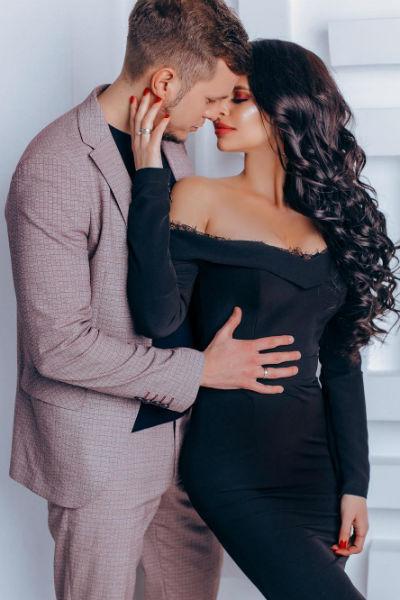 Виктория Романец счастлива в браке