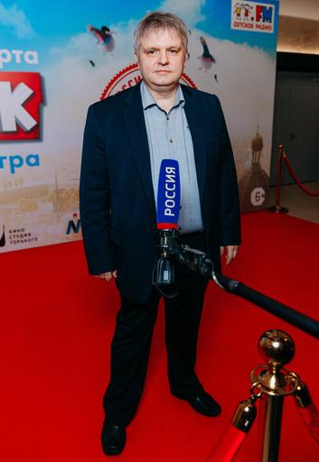 Генеральный директор студии КиноАтис Вадим Сотсков