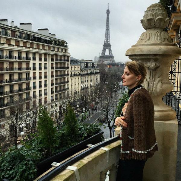 Жизнь в Париже звезде по нраву