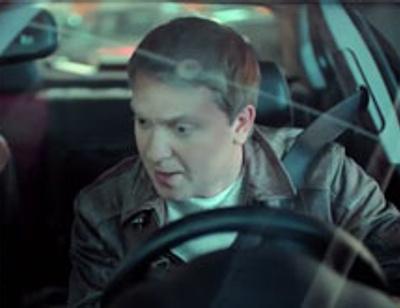 Сергей Светлаков разбил четыре машины