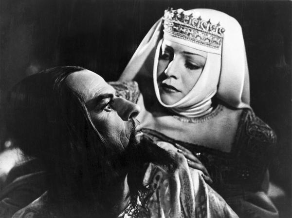 У Людмилы Целиковской было мало драматических ролей