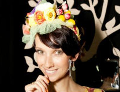 Анастасия Цветаева презентовала новую коллекцию украшений своего бренда