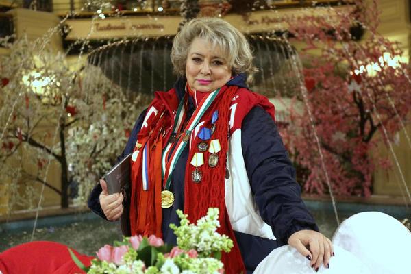 Татьяна Тарасова никогда не стеснялась выражать свое мнение