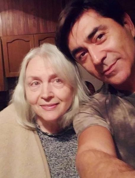 Степан с мамой Татьяной Власовой