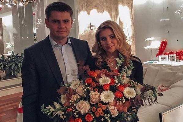 Сергей Боярский с дочерью Екатериной