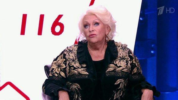 Людмила Поргина заявила, что не знакома с Еленой Дмитриевой