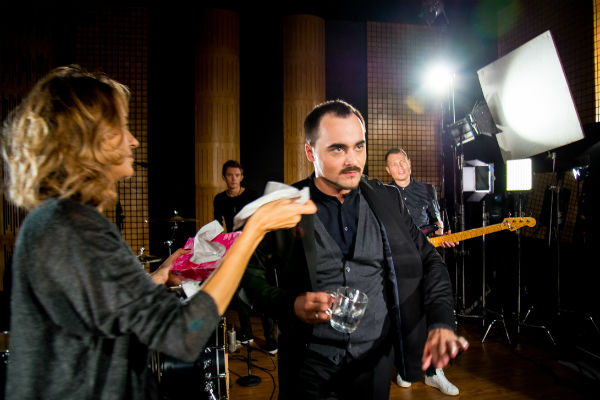 Николай Тимохин готовится к релизу видео