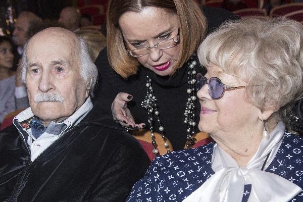 Иветта Капралова и Владимир Зельдин