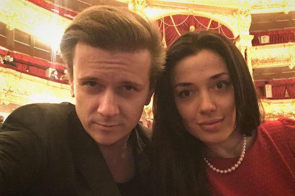 Глеб Матвейчук и Елена Храпова