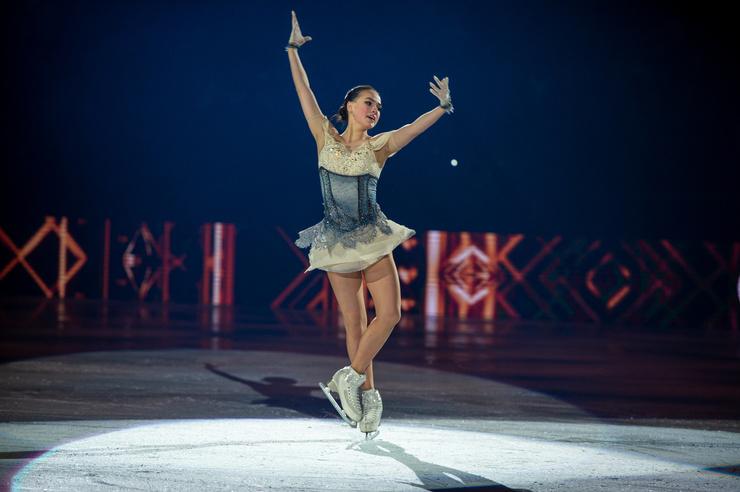 Алина Загитова иногда задумывается о завершении карьеры