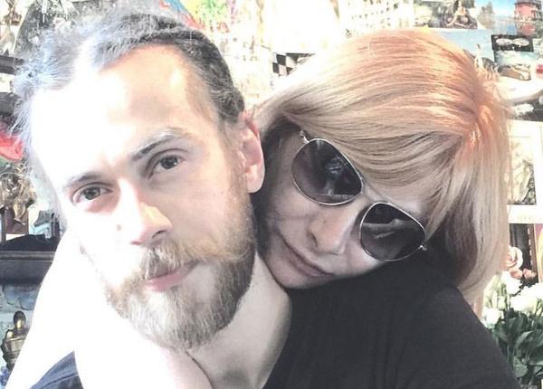 Ирина Толмацкая с сыном