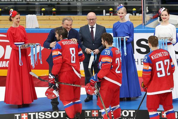 Владислав Третьяк продолжает принимать активное участие в спортивной жизни страны