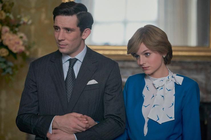 История любви Чарльза и Дианы стала центральной темой фильма
