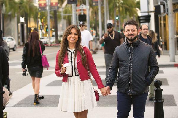 Супруги обожают устраивать друг другу романтические сюрпризы