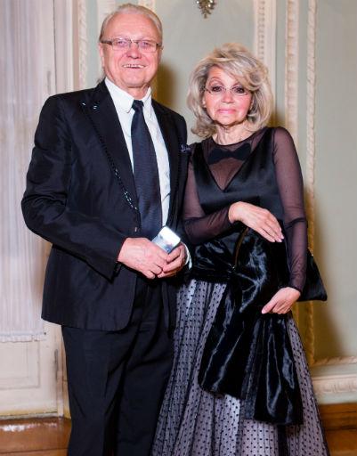 Юрий Маликов с супругой Людмилой