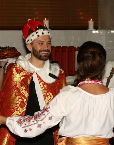 Владимира короновали в день рождения