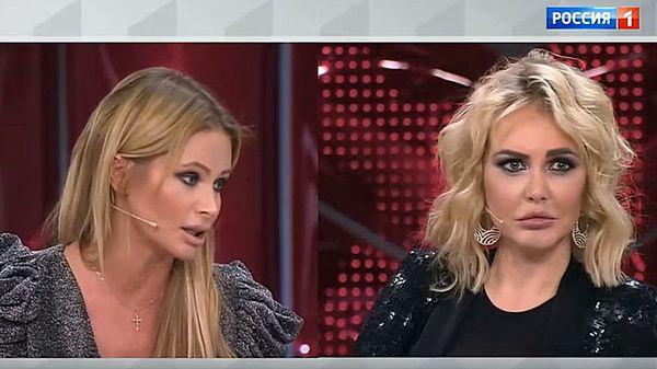Дана Борисова и Маша Малиновская