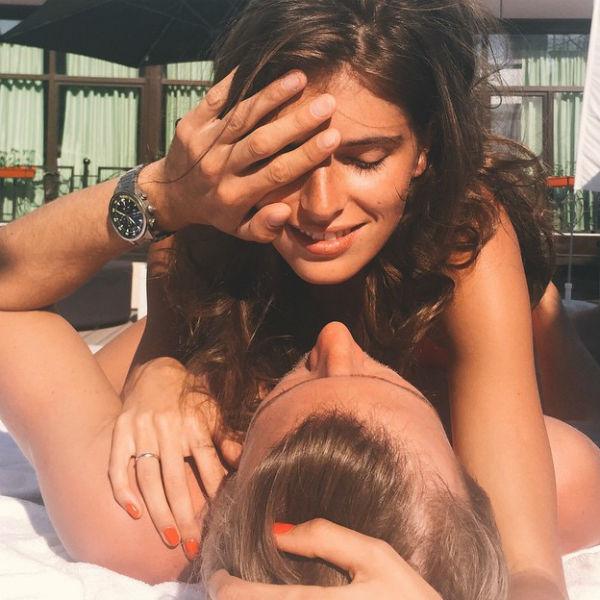 Дарья с мужем Егором Пискуновым