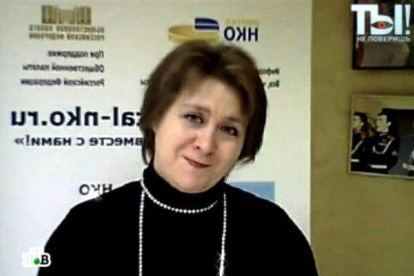 Дарью Вера Васильева называет дочерью