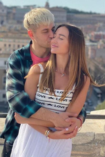 Уже почти год Ольга счастлива в новых отношениях