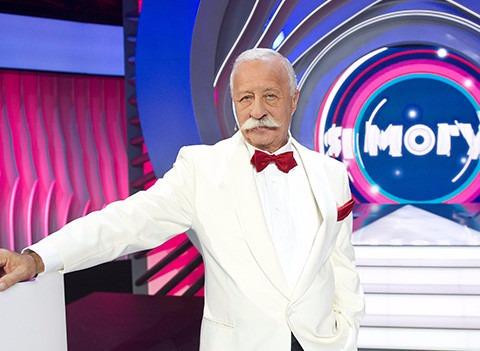 Леонид Якубович ждет, чем его поразят участники нового шоу