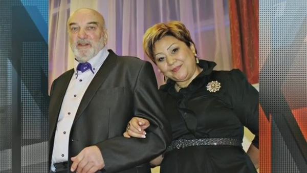 Азима Абдумаминова стала третьей женой Алексея Петренко