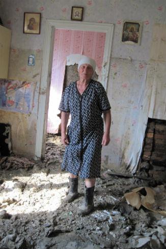 БЫЛО. Галина Лесницкая чуть не погибла в стенах собственного дома