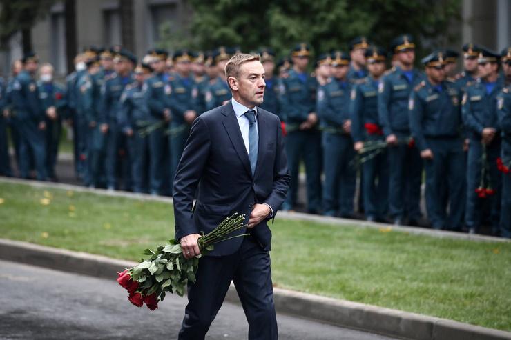 Замглавы Минпромторга Виктор Евтухов
