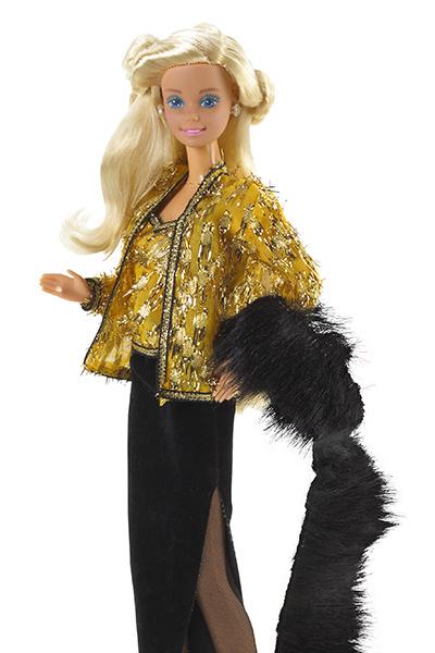 Barbie Oscar de la Renta, 1985 год