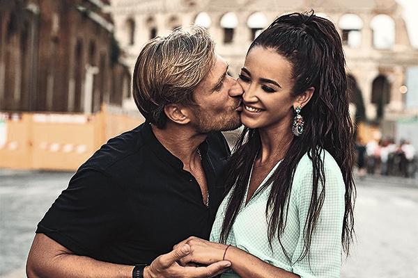 Первая жена Лебедева познакомилась с Ольгой и рассказала о прошлом экс‐супруга